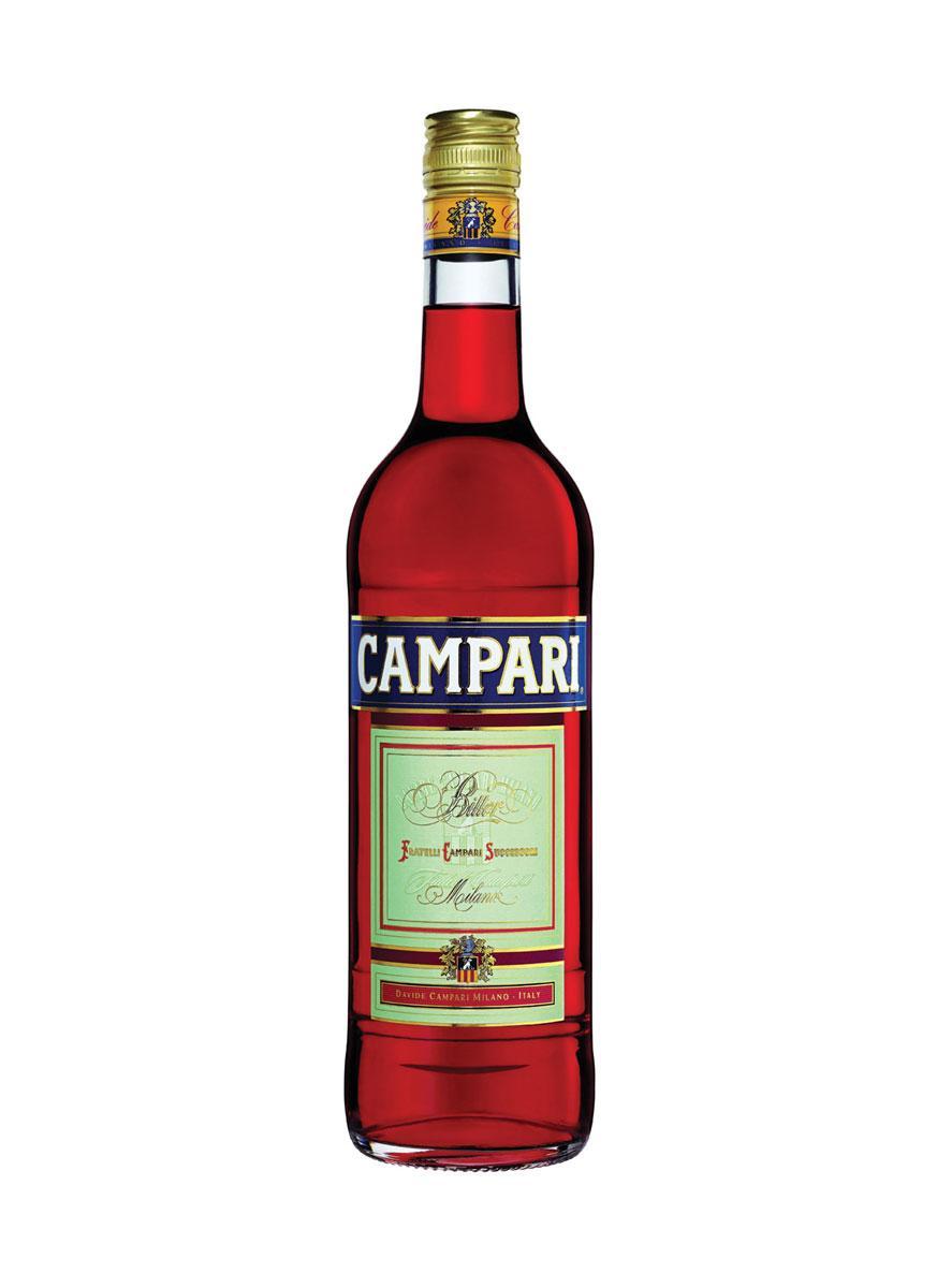 Campari and Lemonsoda … A Spring Evening in a Glass.   Campari and ...