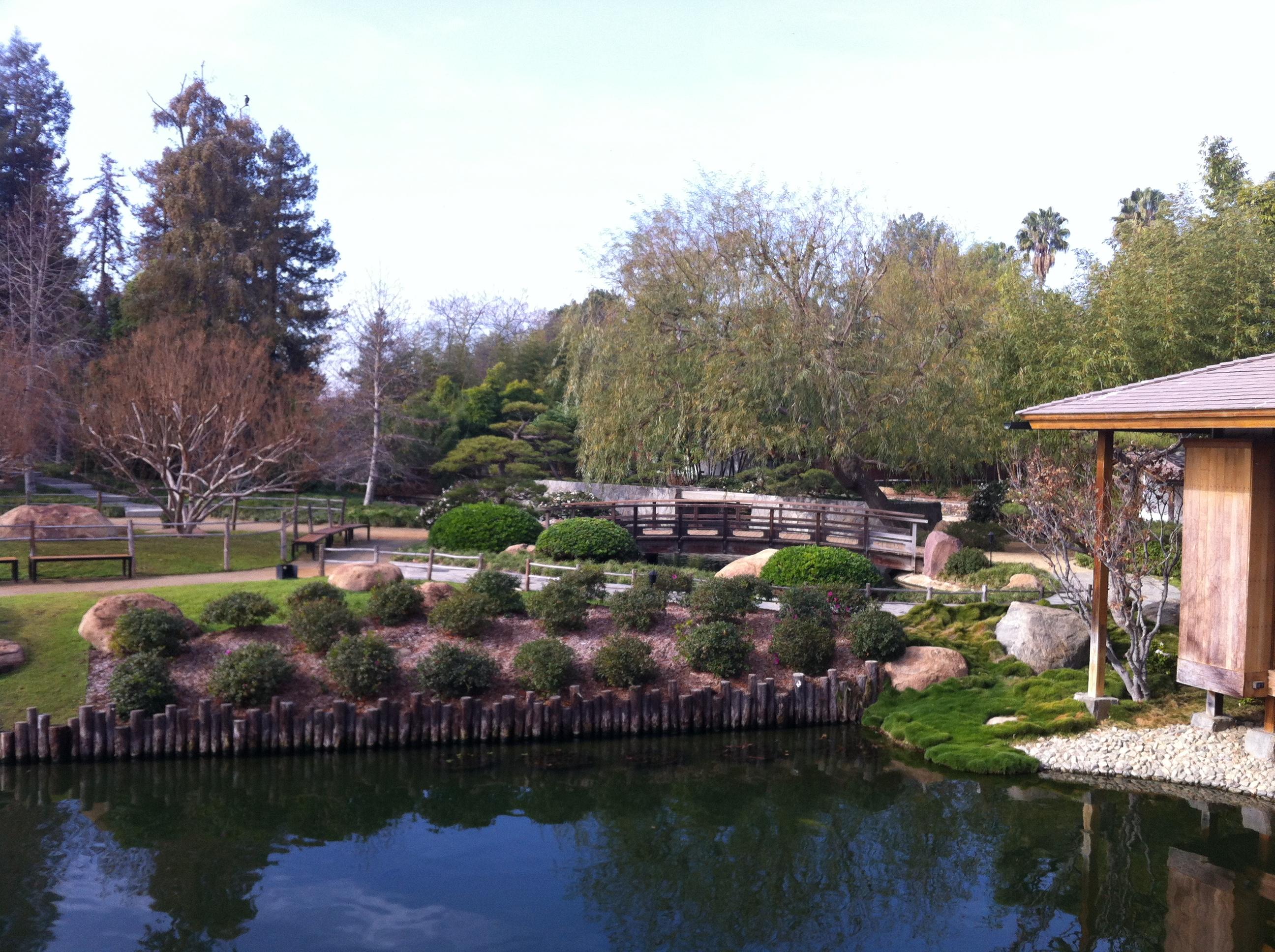 Los Angeles Japanese Garden: The Way Of Zen – Los Angeles' Japanese Garden