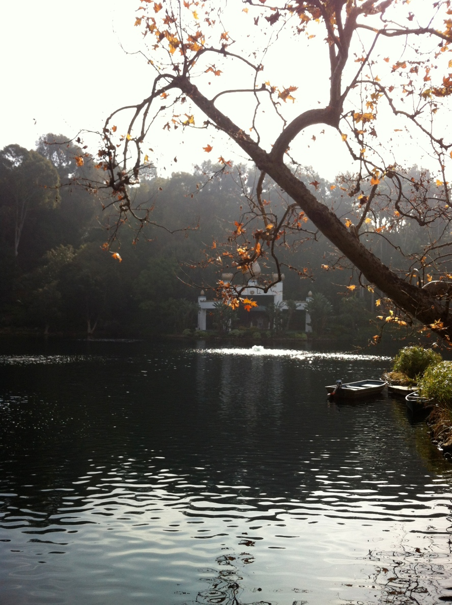 Lake Shrine